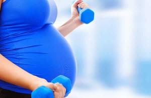 ZwangerFit bij De Rooy Fysiotherapie Winterswijk